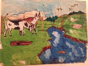Pastoral Scene in the Country